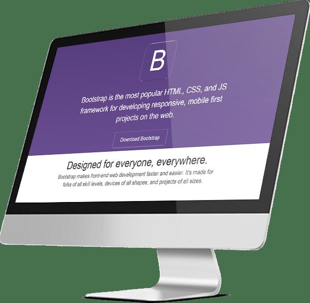 Bootstrap - потрясающий фреймворк HTML, CSS и JavaScript