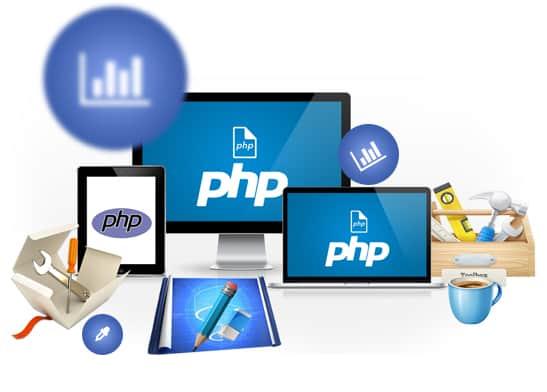 заказать разработку на php недорого