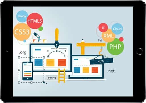 Наши услуги по веб-разработке